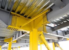 پاورپوینت اتصالات در سازه های فولادی در 54 اسلاید کاملا قابل ویرایش به همراه شکل و تصاویر اجرایی